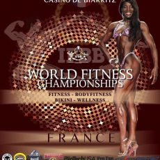 2017 CAMPEONATO DO MUNDO DE FITNESS